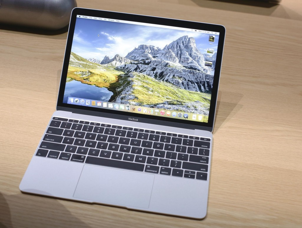 Apple MacBook (2016) Design