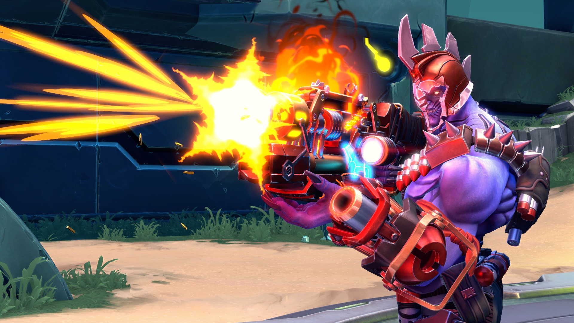 Battleborn Pc, Ps4 Game Review: GamePlay