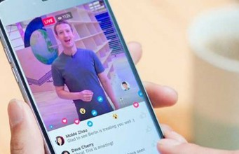 Continuous Video Streaming and Highlights by Facebook Live