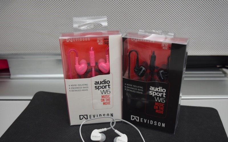 Evidson Audio Sport W6 Box