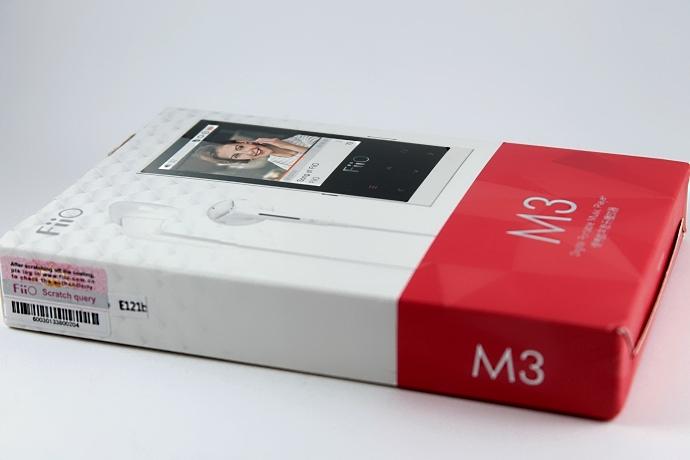Fiio M3 Box