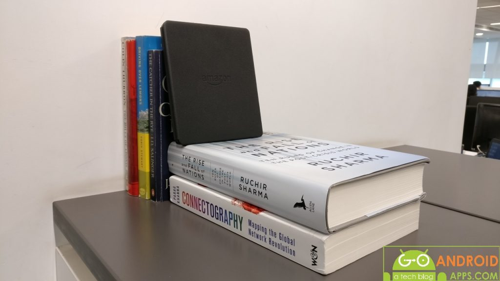 Amazon Kindle Oasis First Impression