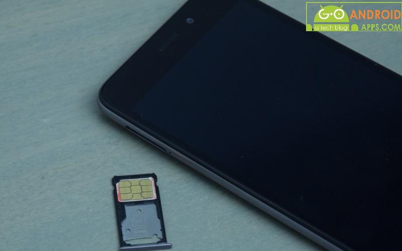 Huawei's Honor 5C Sim Slot