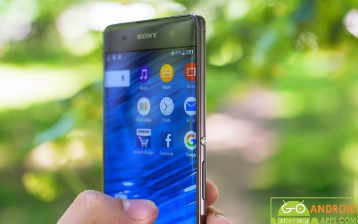 Sony Xperia XA in First Impression
