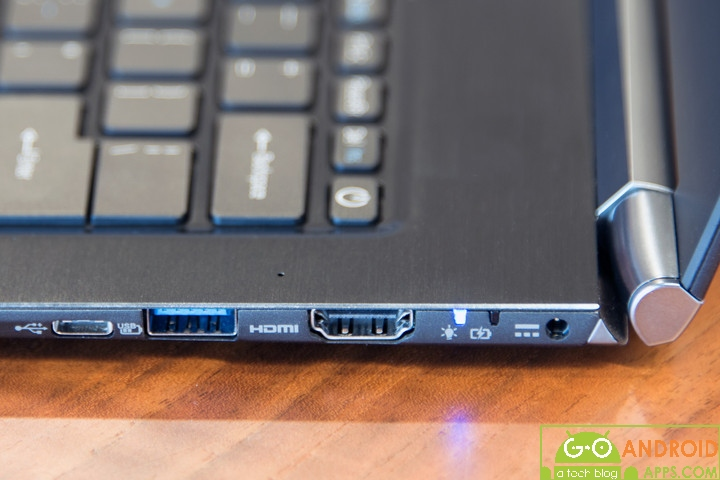 Acer Aspire S 13 Ports
