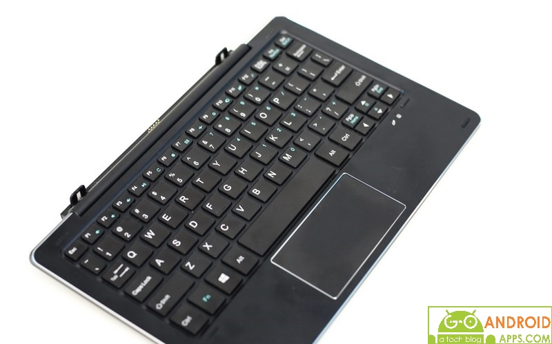 Notion Ink Able 10 keyboard