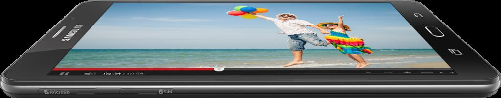 Samsung Galaxy J Max display