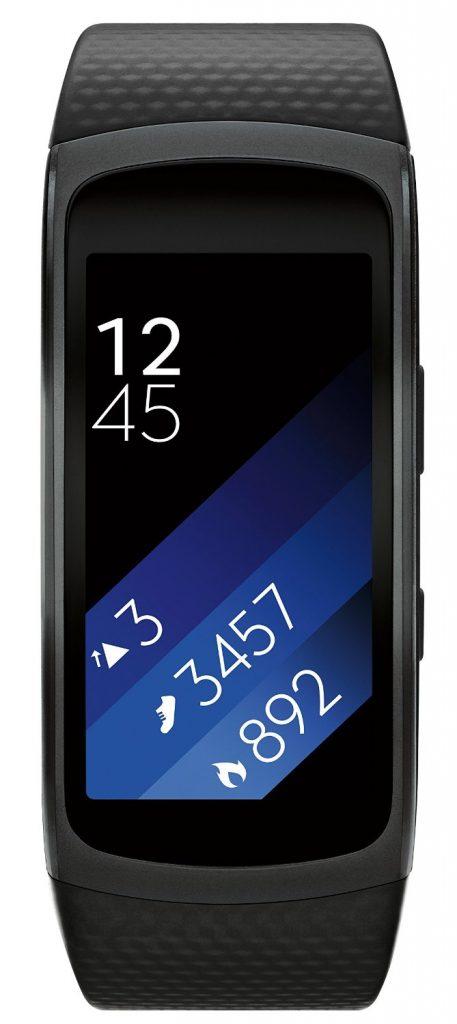 Samsung Gear Fit2 screen