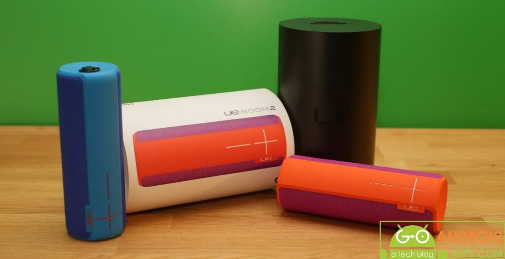 UE Boom 2 Portable Bluetooth Speaker Colours