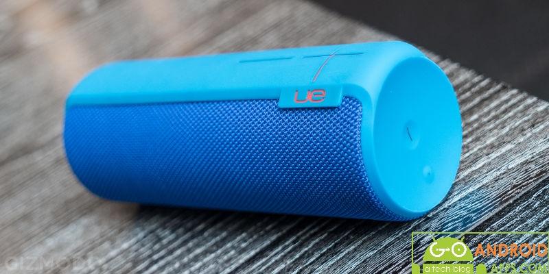 UE Boom 2 Portable Bluetooth Speaker Design
