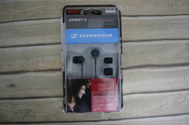 Sennheiser CX 180 Street II In-Ear Headphone Review