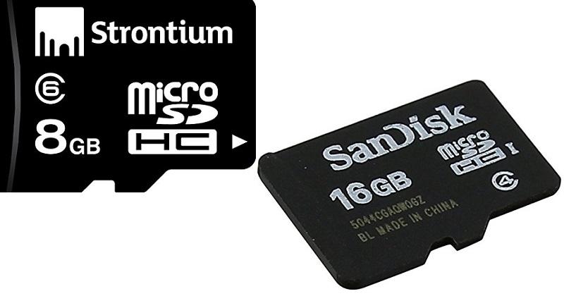 sandisk strotium microsdhc cards