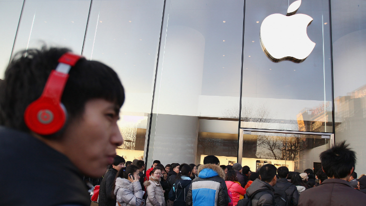 Apple Market Shares & Shipments Fall in China ...