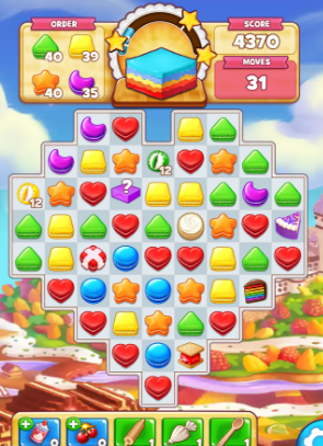 spelletjes candy crush