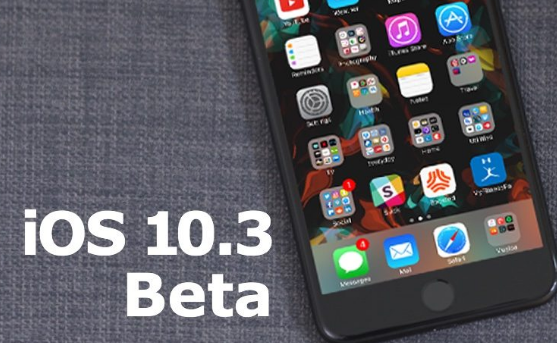 Apple Seeds iOS 10.3 Beta 3 to Registered Developers
