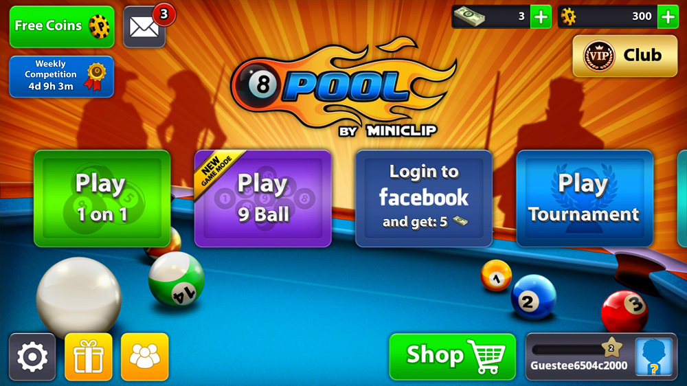 how to get free money on 8 ball pool