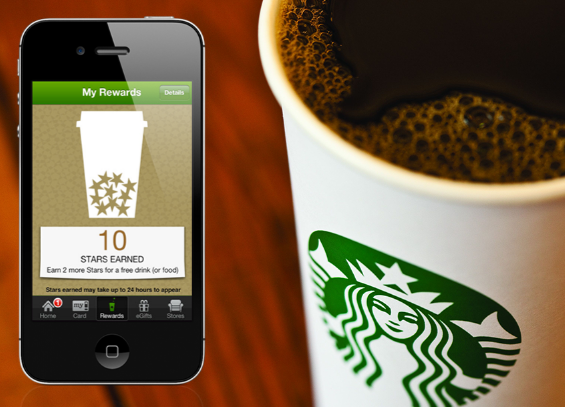 Starbucks iOS app update allows users to send gift cards with iMessage