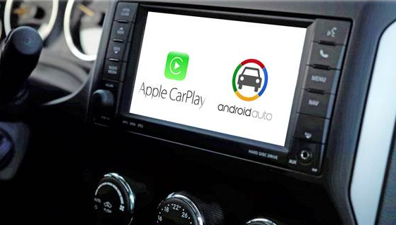 ford sync update adds android auto carplay support. Black Bedroom Furniture Sets. Home Design Ideas