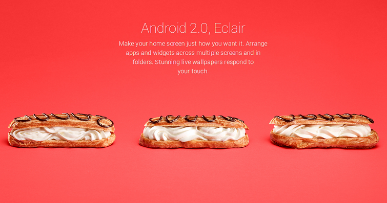 Google to end support for Android Market on Android 2.1 and lower