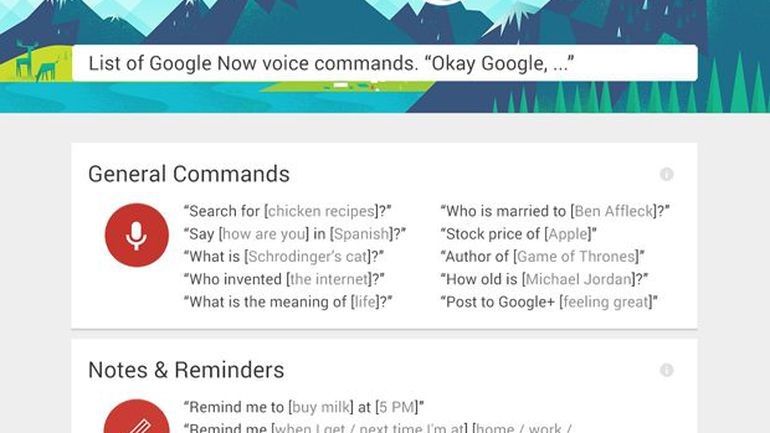 how to work ok google