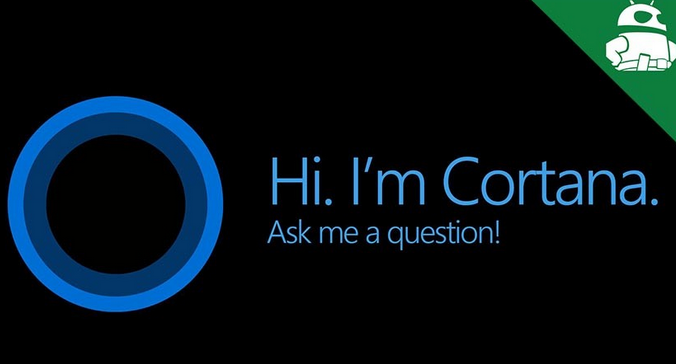 You can replace Google Assistant with Cortana on Android