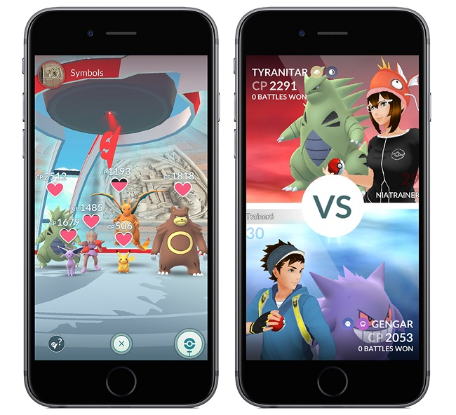 Pokemon GO Latest Update Adds Raid Battles Support, Gym Badges And More