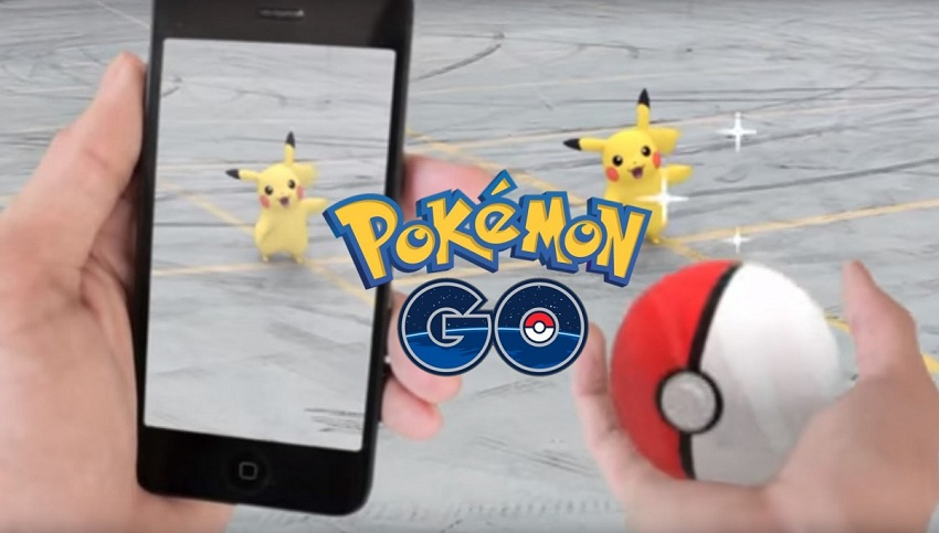 New Pokemon Go Update Rolling Out for iOS And Android