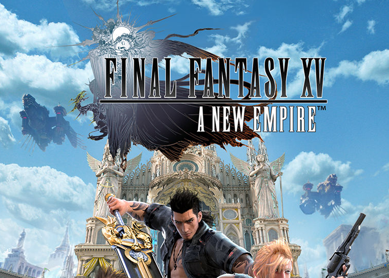 Final Fantasy XV: A New Empire Updated: New Adventures