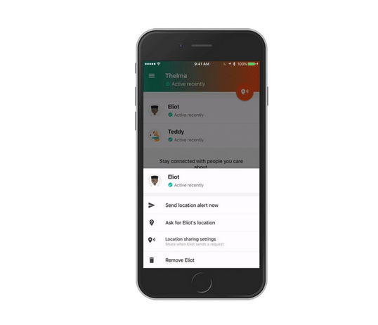 Google Trusted Contacts app lands on iOS