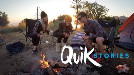GoPro launches QuikStories, shots from camera turn into movies automatically