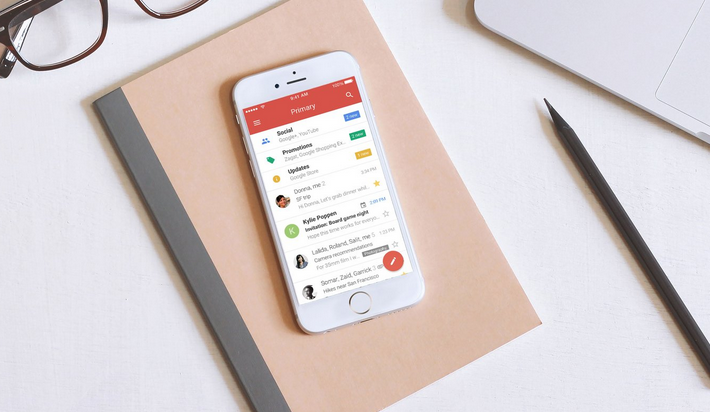 Gmail for iPhone offering access to non-Google email