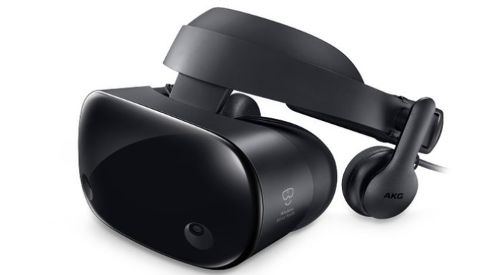 Samsung HMD Odyssey VR headset is here to challenge the Rift