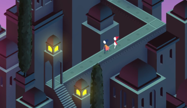 Impossibly lovely puzzle game Monument Valley 2 is coming to Android