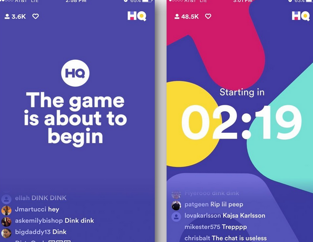 HQ Trivia begins limited beta in the U.S., open beta in Canada