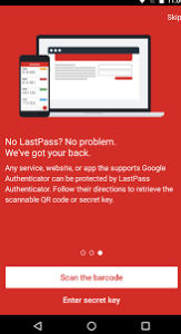 LastPass Android Update Brings Support for Edge Browser