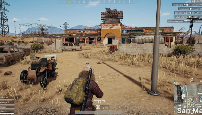 PUBG to implement countermeasures against cheat software today