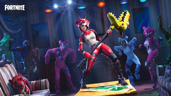 Fortnite: Season 4 is Officially Kicking Off Tomorrow
