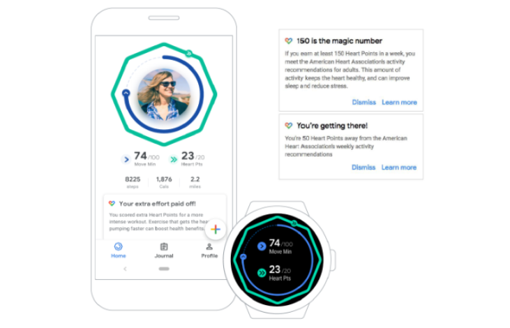 Google Fit Redesign with New Features Coming to Android & Wear OS